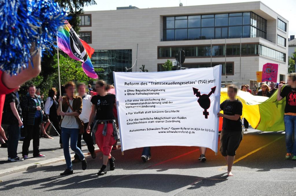 CSD-Mittelhessen (Reform des TSG)