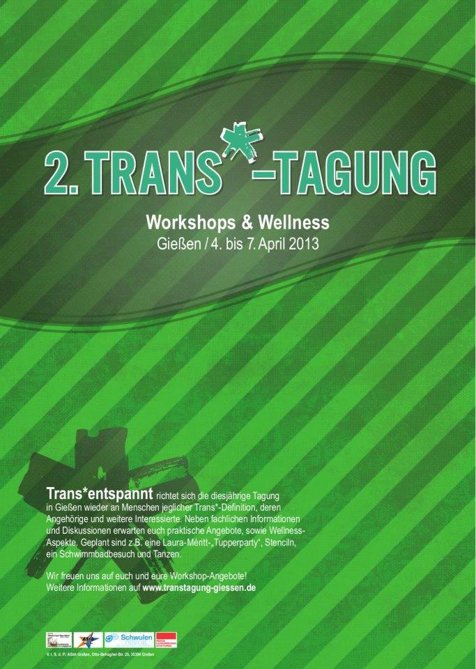 2. Trans*-Tagung Gießen